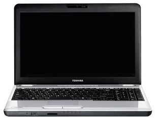 "Ноутбук Toshiba SATELLITE L500-202 (Pentium Dual-Core T4400 2200 Mhz/15.6""/1366x768/2048Mb/250Gb/DVD-RW/Wi-Fi/Win 7 HP)"